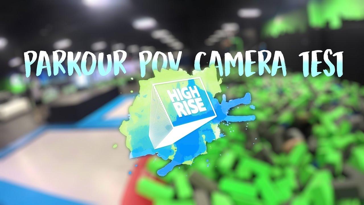 AKASO EK7000 Test Footage | 60fps Parkour POV - YouTube