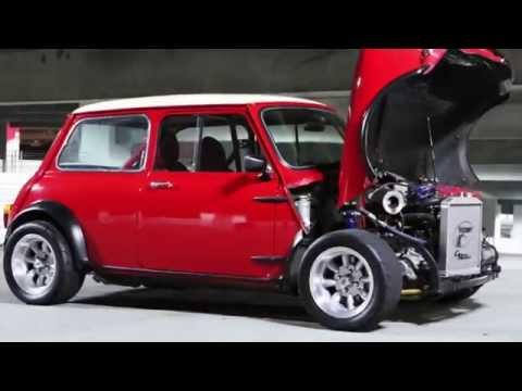 FOR SALE 1969 Mini Cooper B18 VTEC Swap ***SOLD***