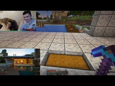 Minecraft. Кубический стрим №17 Нарезка. Первые донаты