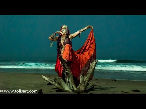 Gypsytrance Spiritual dance