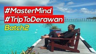 #VLOG (Internet Marketer) Trip to Derawan - MasterMind - Jalan²