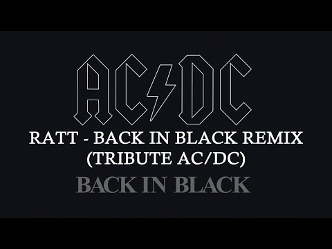 ACDC - Back In Black - Remix