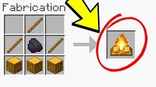 SNAPSHOT MINECRAFT 1.14 : 13 NOUVEAUX ITEMS ET CRAFTS !