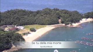 Se tu della mia morte 貴女が私の死の栄光を A.Scarlatti Yoshinori.IHARA   2006