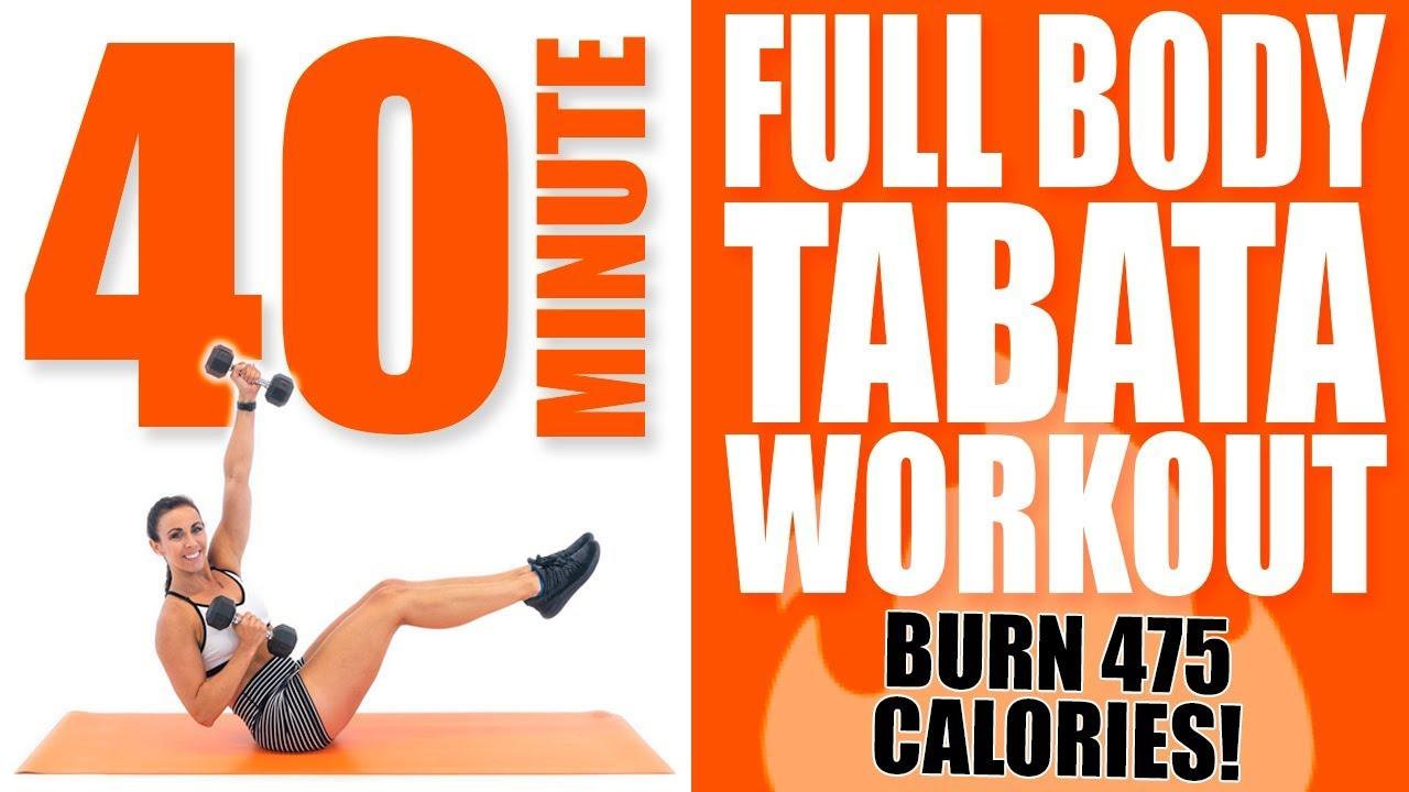 3 minute burning tabata