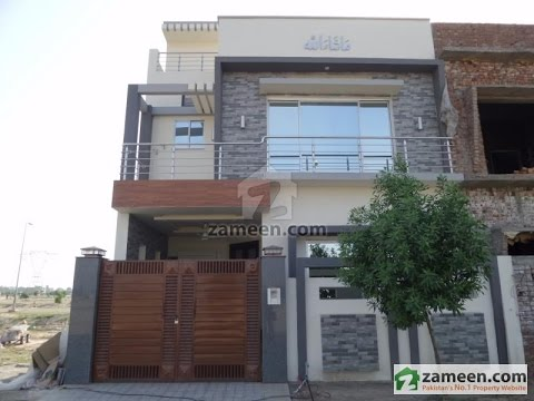 BEAUTIFUL HOUSE IS AVAILABLE FOR SALE IN CITI HOUSING SOCIETY FAISALABAD