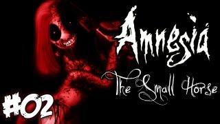 horror pony amnesia the small horse 02 deutsch hd