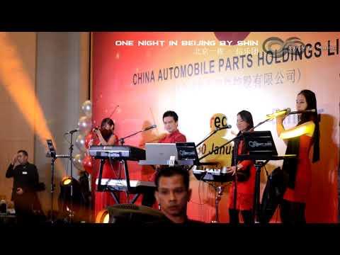 Infinity Music performing at China Automobile IPO Launch, Hilton Hotel Kuala Lumpur.
