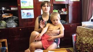 Семья Бровченко. Занятия с логопедом. 2 важных правила при обучении звуков.