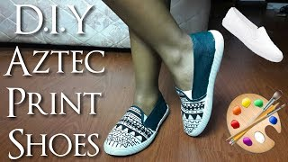 How To Customize Bata Ngoma Shoes // Wabosha Maxine