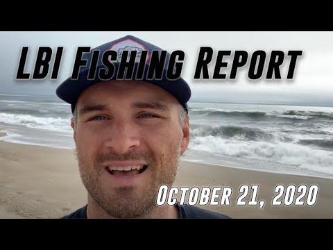 LBI Fishing Report 10/21/20