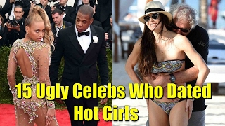 15 Ugly Celebs Who Still Manage to Date Hot Girls