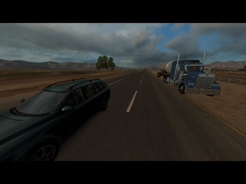 épisode 6 american truck simulator