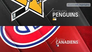 Pittsburgh Penguins vs Montreal Canadiens Oct 13, 2018 HIGHLIGHTS HD