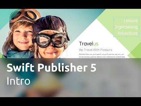 Swift Publisher 5 Intro