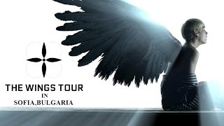 THE WINGS TOUR IN BULGARIA