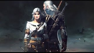 The Witcher 3: Wild Hunt Game Movie (1/4) All Cutscenes Full Story 1080p HD