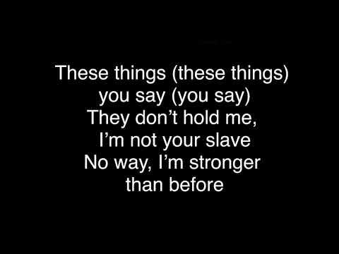 Skillet - Breaking Free (Lyrics)