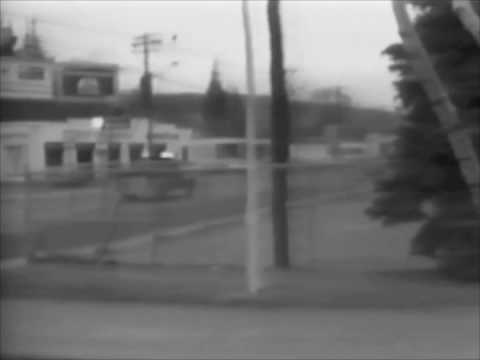 March 16, 1973 - Early b/w videotape of Engine 5 responding