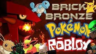 "The FGN Crew Plays: ROBLOX - Pokemon Brick Bronze #1 ""The Beginning"""