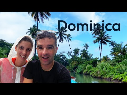 the MOST underrated CARIBBEAN ISLAND - Dominica TRAVEL vlog