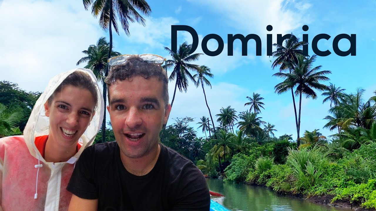 the MOST underrated CARIBBEAN ISLAND - Dominica TRAVEL vlog - Ep. 60