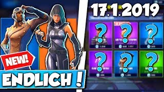 ❌ENDLICH! GEILER SKIN in SHOP!! 😱 - NEW OBJECT SHOP in FORTNITE is DA!!