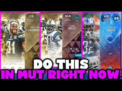 THE BEST COIN, XP, AND TRAINING METHODS IN MUT RIGHT NOW! DO THIS NOW! MADDEN 21 ULTIMATE TEAM!