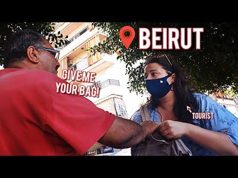 Beirut: City Of Generosity, 3 Hours Before The Explosion | بيروت، مدينة الكرم: ٣ ساعات قبل الإنفجار