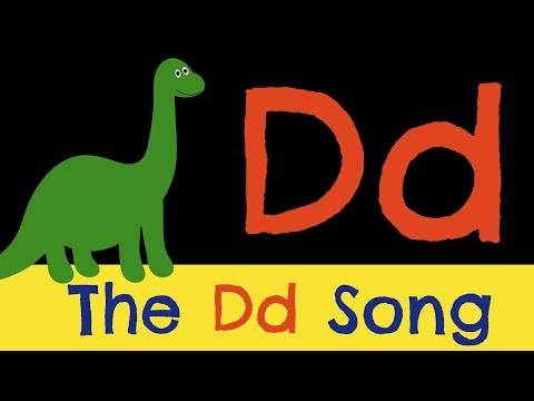 The Letter D Song