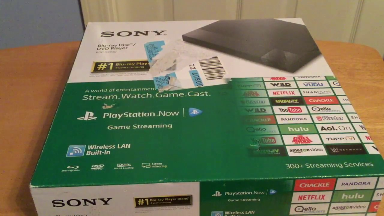 Sony BDP S3700 Blueray Player Review  Is It Worth It?