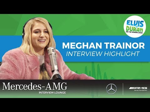 Why Meghan Trainor Turned to Meditation | Elvis Duran Interview Highlight