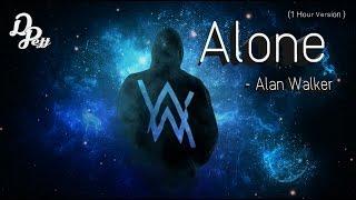 Alan Walker Song Alone 1 Hour