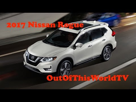 2017 Nissan Rogue Best Selling Crossover - DETAILED (Owner) In-Depth Review ( SUV CUV )