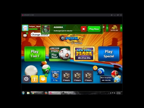 8 Ball Pool Live Unlimited Coins Free London To Jakarta