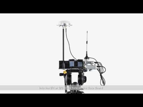 DJI Matrice 600 - How to Install D-RTK