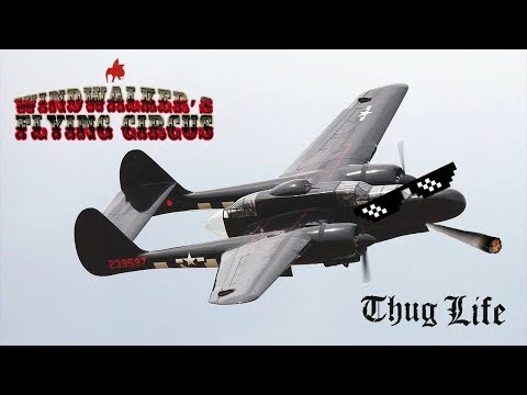 """War Thunder - Windwalker's Flying Circus - Time to unlock the """"Flaming Coffin"""""""