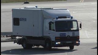 USBV Entschärfer Bundespolizei Flughafen München