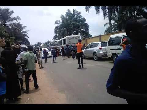 Funeral of Eze Richard O Ekegbu-KSC, Eze Ndigbo in Oyigbo