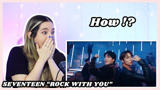 SEVENTEEN (세븐틴) 'Rock with you' Official MV Reaction