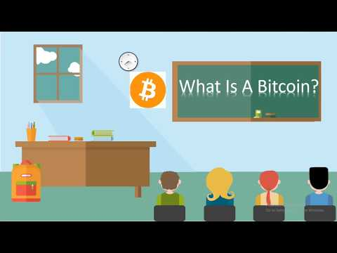 What The Hell Is A Bitcoin? Explained
