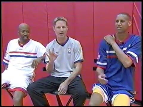 Kenny Smith vs.  Reggie Miller - 2006 Post-Retirement 3-pt. Contest