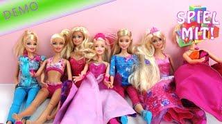 Barbie Puppen Sammlung - Unsere Barbie Puppen werden vorgestellt