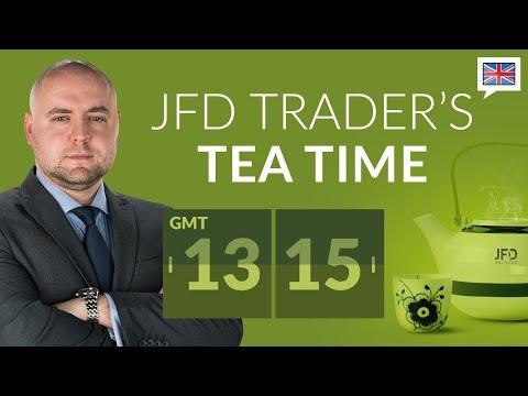 JFD Trader's Tea Time - 26/10/2018 - Dow Jone IA, Nikkei 225, DXY, EURJPY, GBPUSD, USDJPY