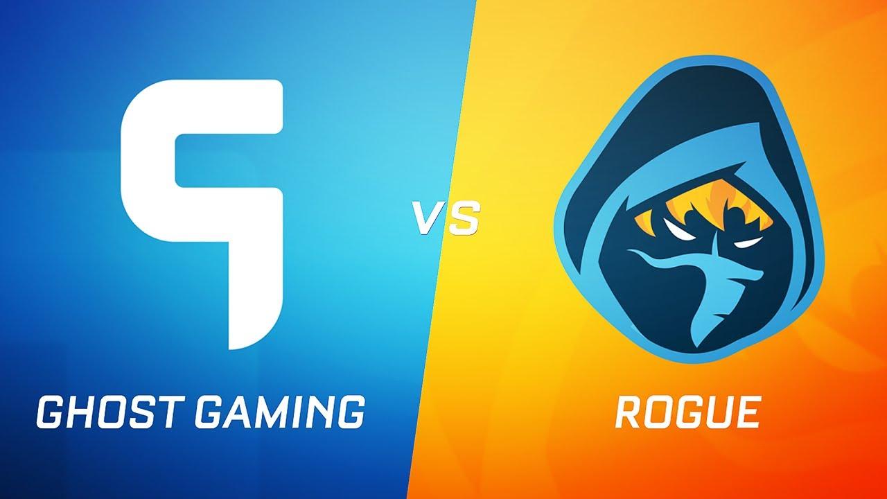 Download Ghost Gaming vs Rogue   RLCS Season 9   Week 5