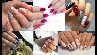Most Stylish Manicure Models in 2018 & Nail Trends 2018