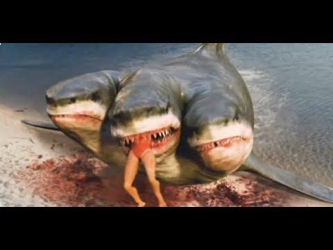 tiburon de 3 cabezas mejores partes