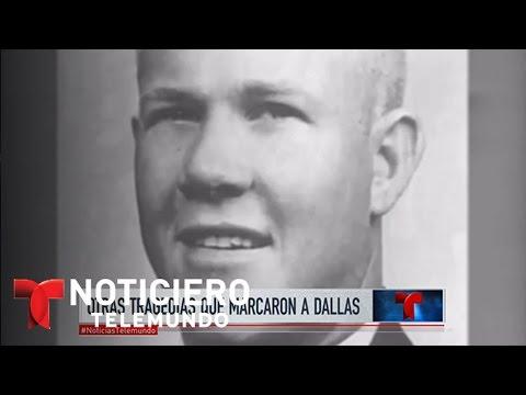 Dallas, una ciudad marcada por la violencia | Noticiero | Noticias Telemundo