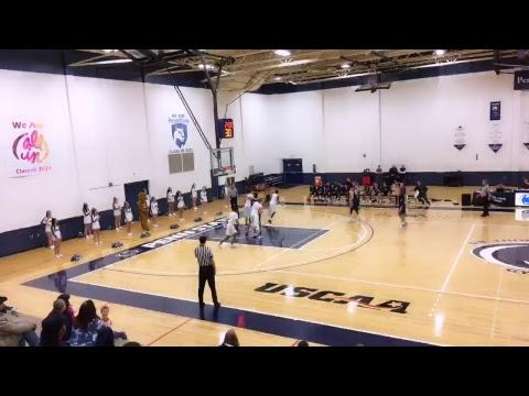 PSU Hazleton Men's Basketball vs. Penn State DuBois