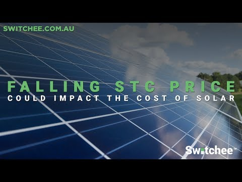 Falling STC Price Could Impact The Cost Of Solar   By Switchee™